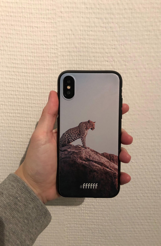 Leopard hoesje