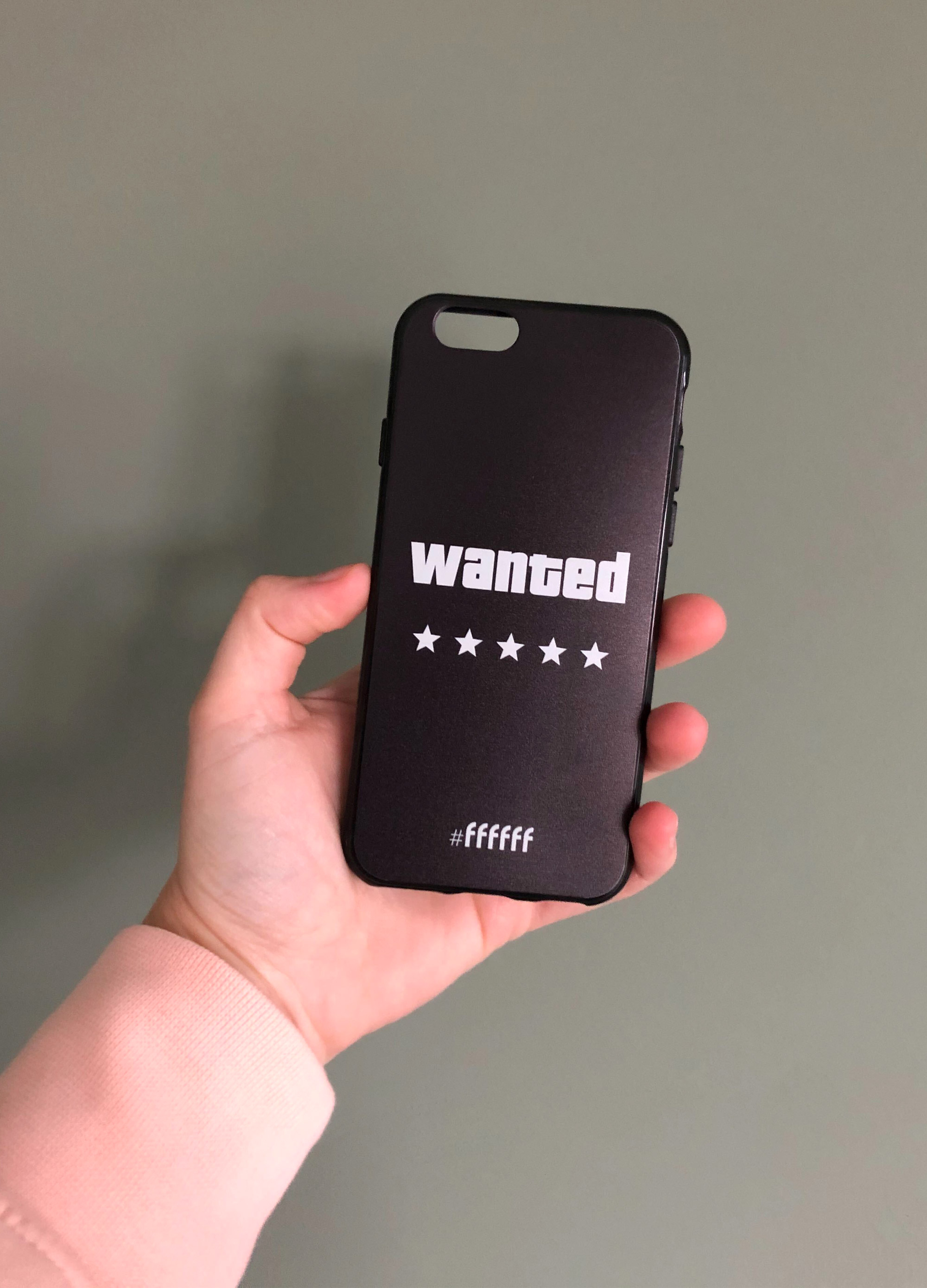 Wanted - GTA