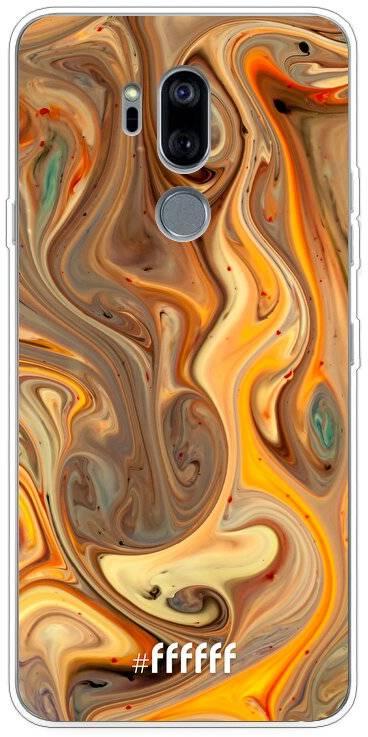 Brownie Caramel G7 ThinQ