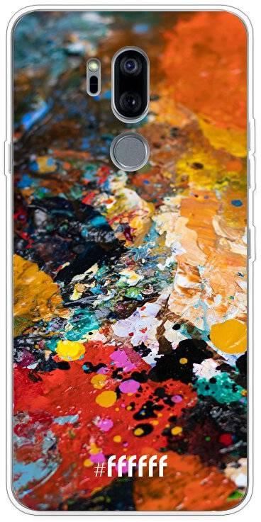 Colourful Palette G7 ThinQ