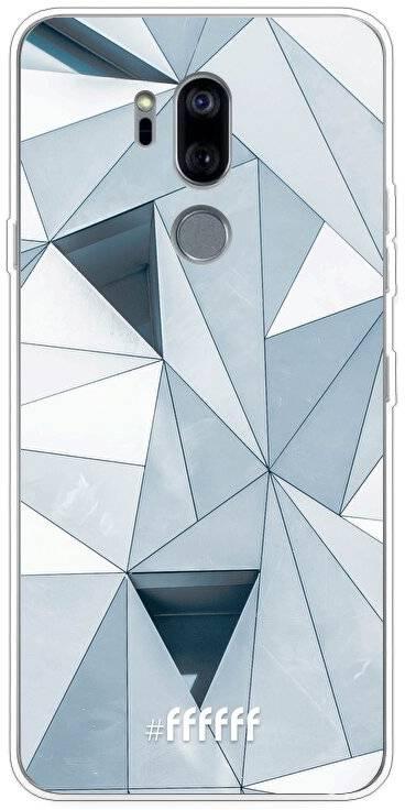 Mirrored Polygon G7 ThinQ