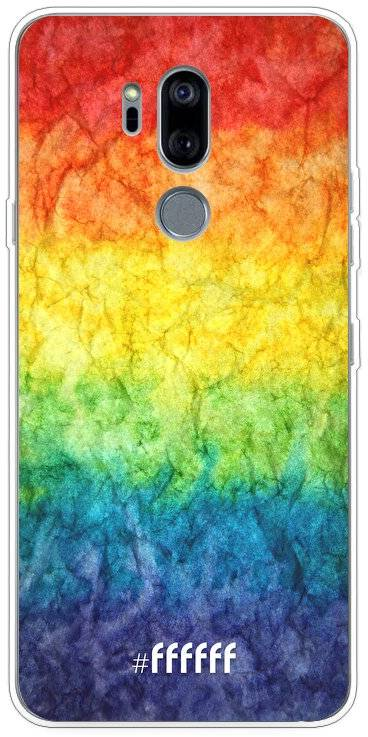 Rainbow Veins G7 ThinQ