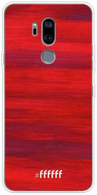 Scarlet Canvas G7 ThinQ