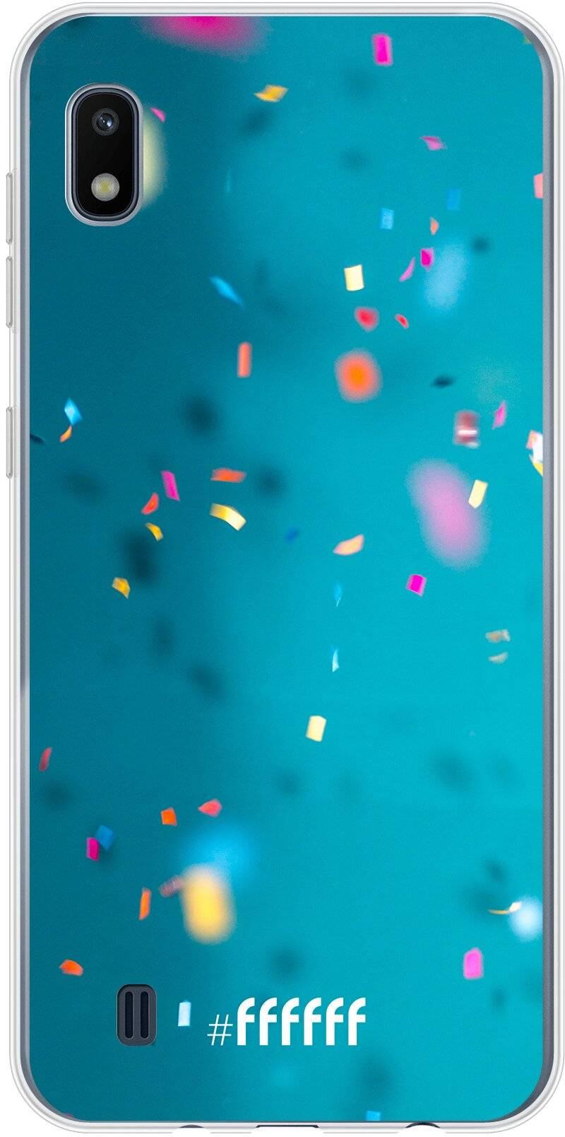 Confetti Galaxy A10