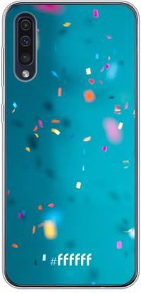 Confetti Galaxy A30s