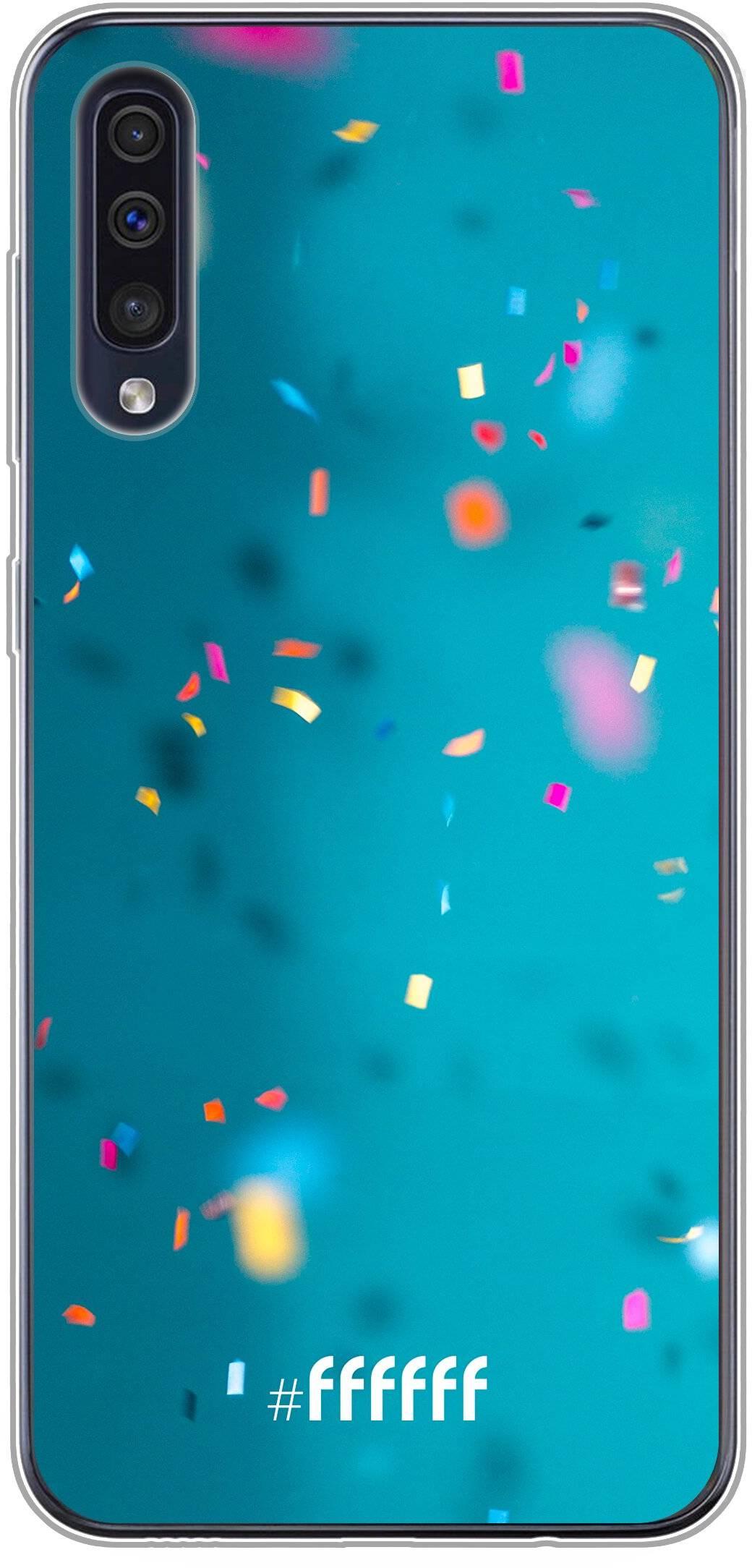 Confetti Galaxy A50s
