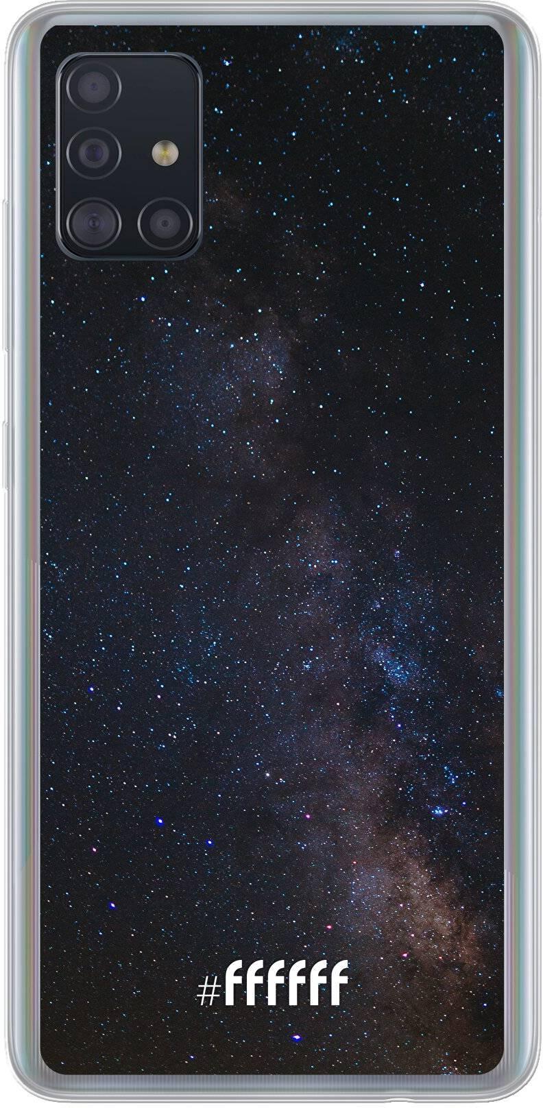 Dark Space Galaxy A51