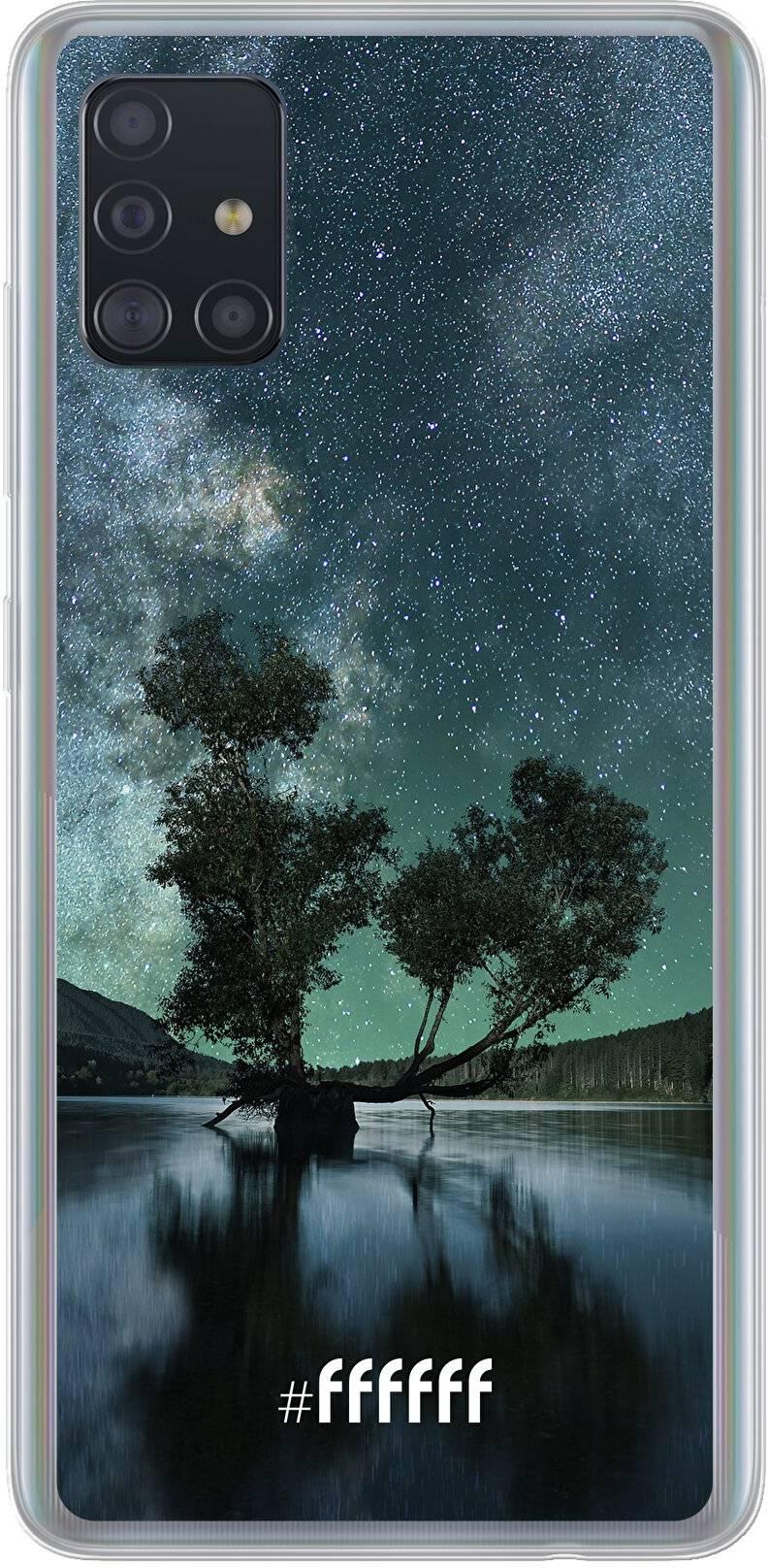 Space Tree Galaxy A51