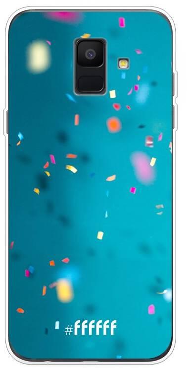 Confetti Galaxy A6 (2018)