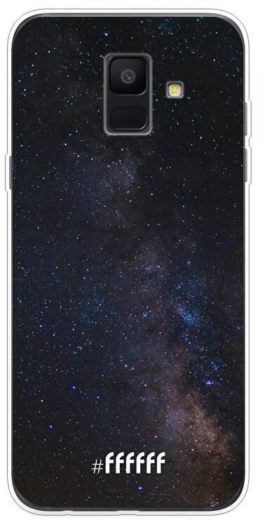 Dark Space Galaxy A6 (2018)