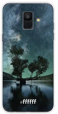 Space Tree Galaxy A6 (2018)