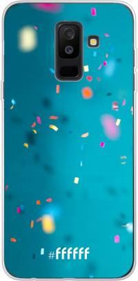 Confetti Galaxy A6 Plus (2018)