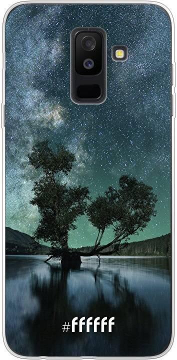Space Tree Galaxy A6 Plus (2018)