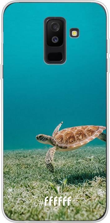 Turtle Galaxy A6 Plus (2018)