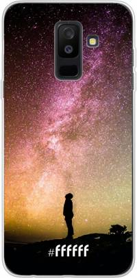 Watching the Stars Galaxy A6 Plus (2018)