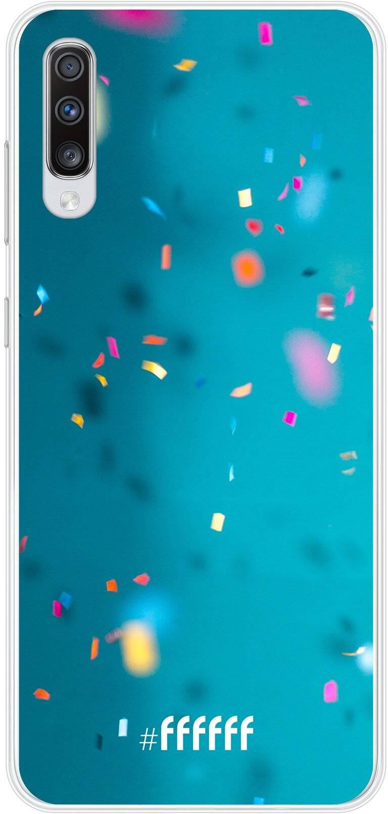 Confetti Galaxy A70