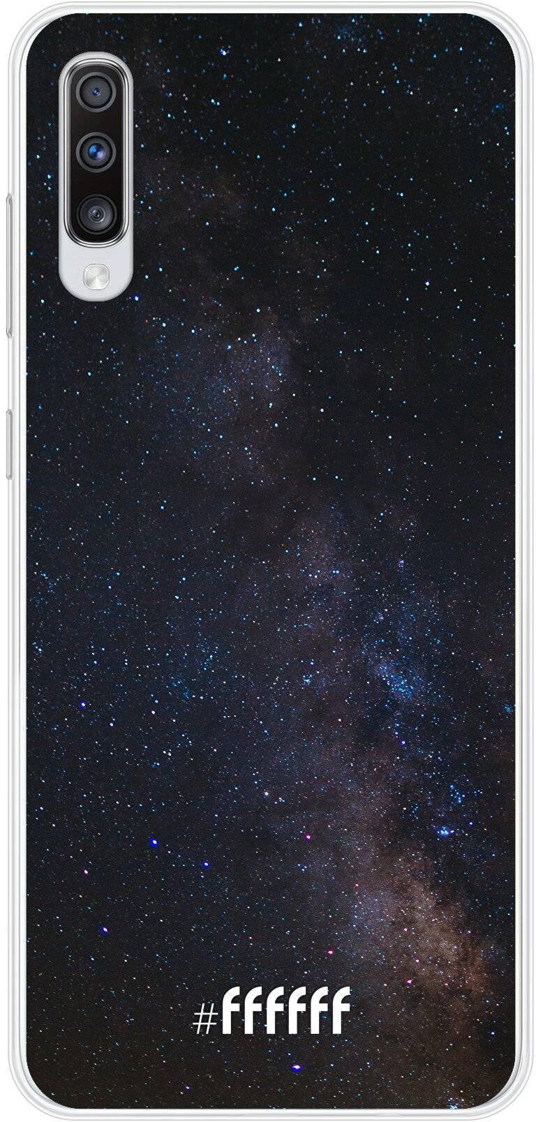 Dark Space Galaxy A70