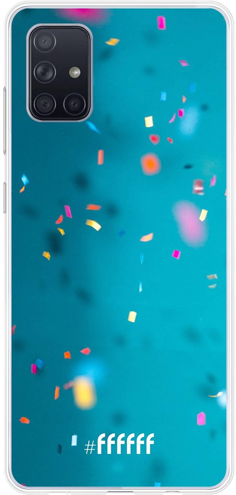 Confetti Galaxy A71
