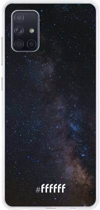 Dark Space Galaxy A71
