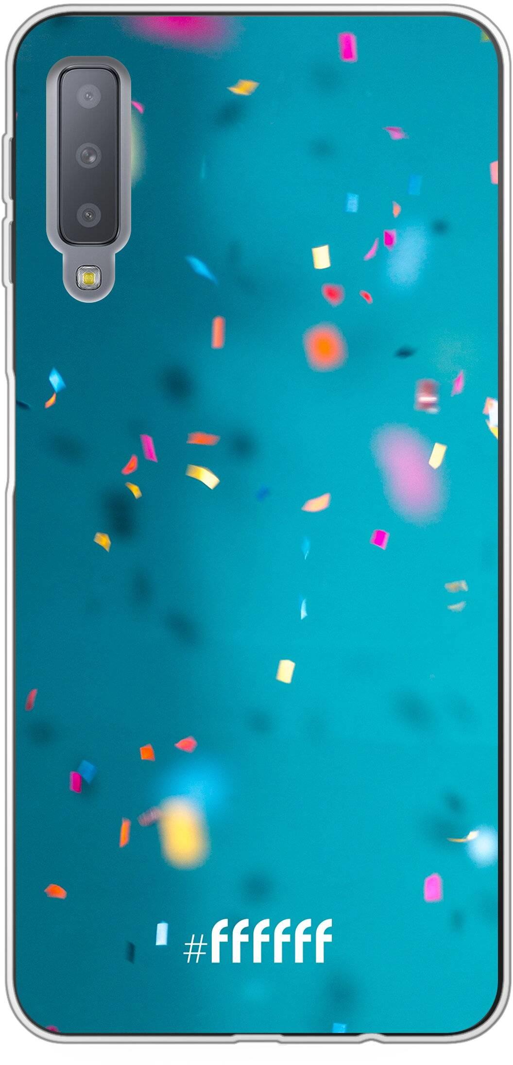 Confetti Galaxy A7 (2018)