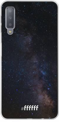 Dark Space Galaxy A7 (2018)