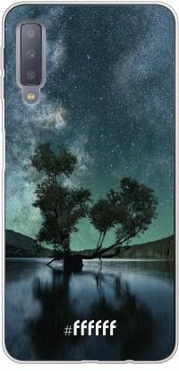 Space Tree Galaxy A7 (2018)
