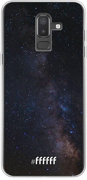 Dark Space Galaxy J8 (2018)
