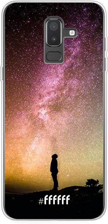 Watching the Stars Galaxy J8 (2018)