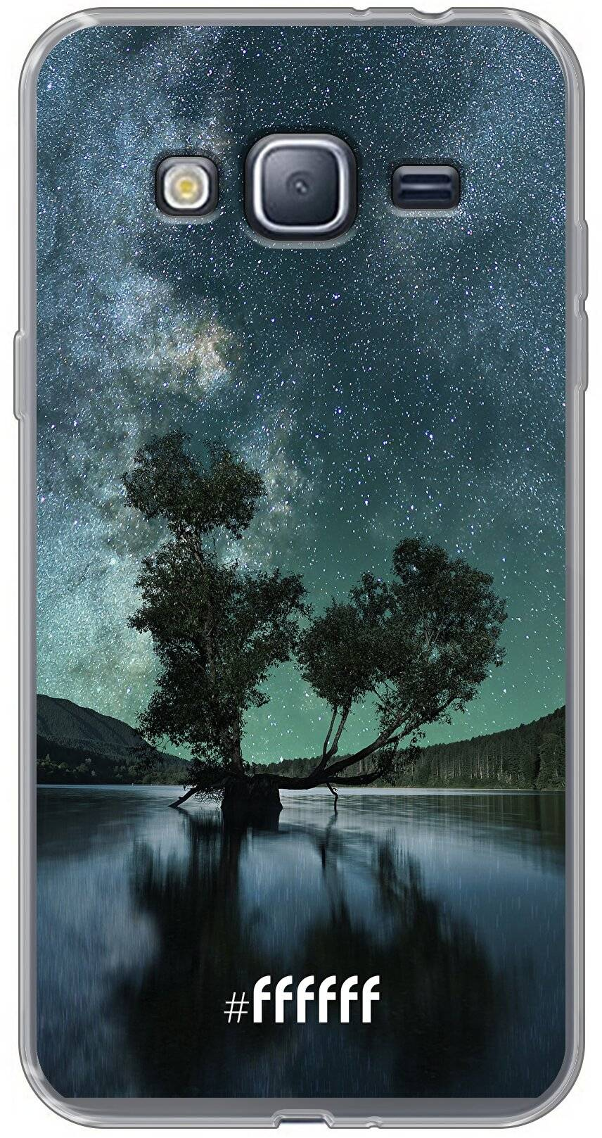 Space Tree Galaxy J3 (2016)