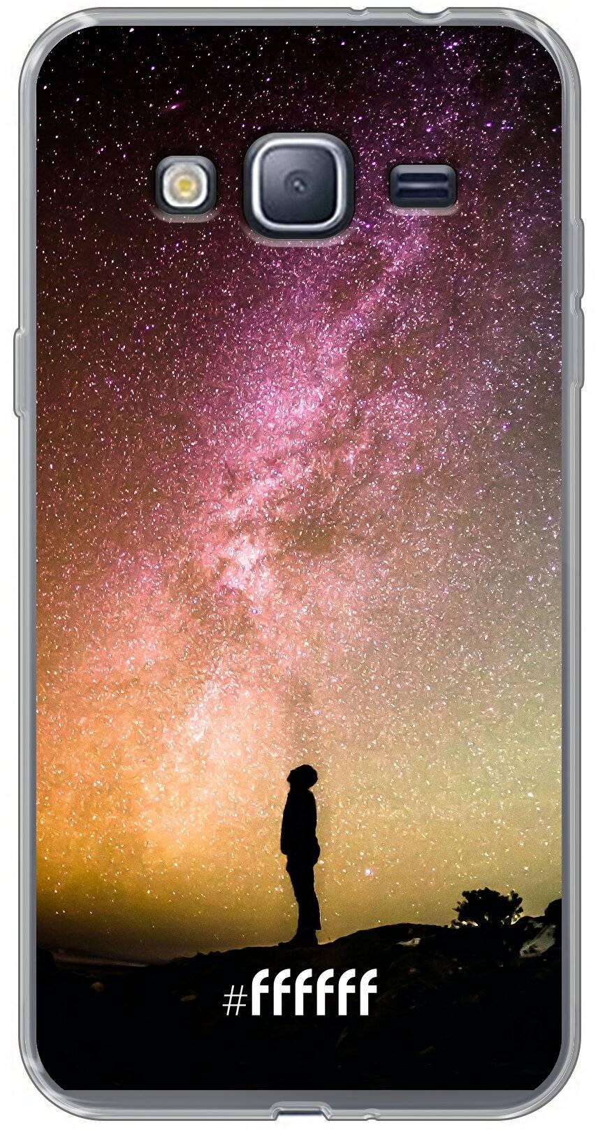 Watching the Stars Galaxy J3 (2016)