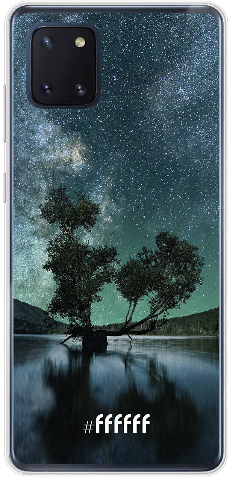 Space Tree Galaxy Note 10 Lite