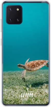 Turtle Galaxy Note 10 Lite