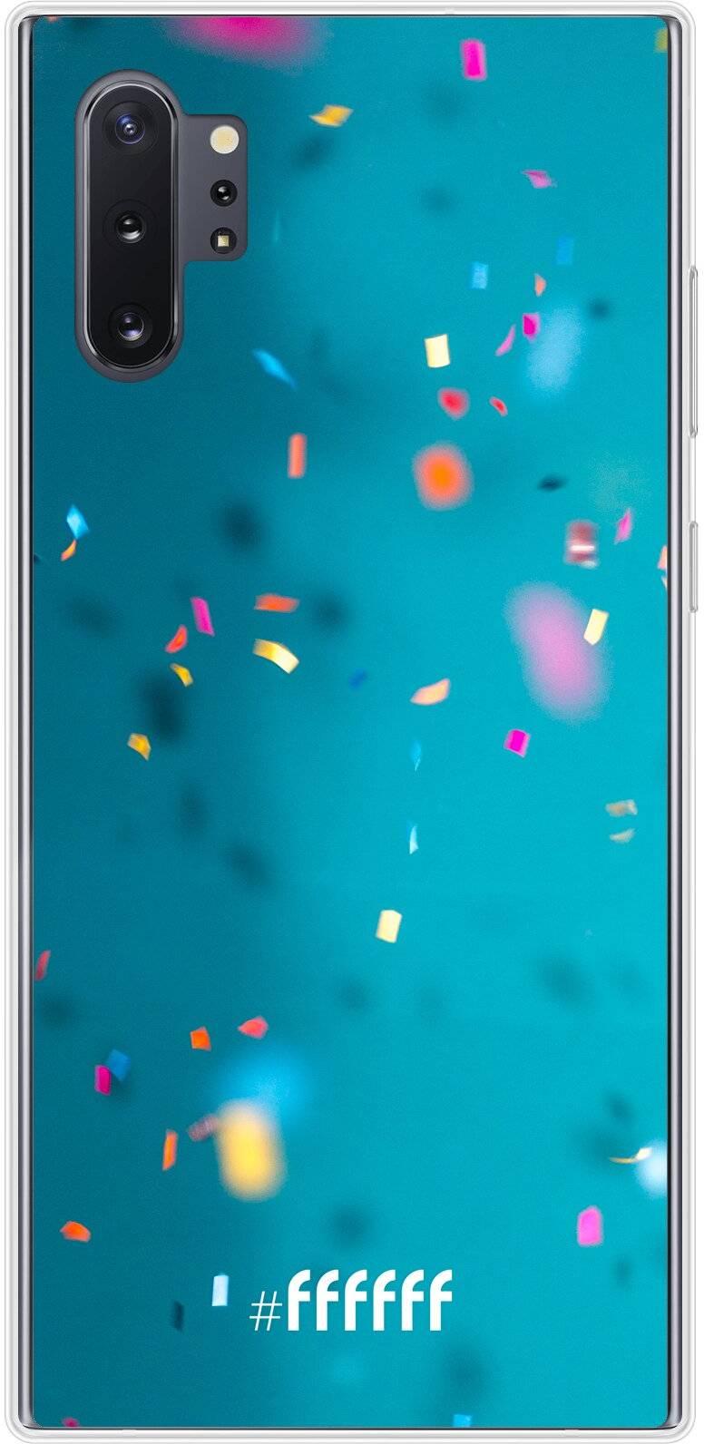 Confetti Galaxy Note 10 Plus