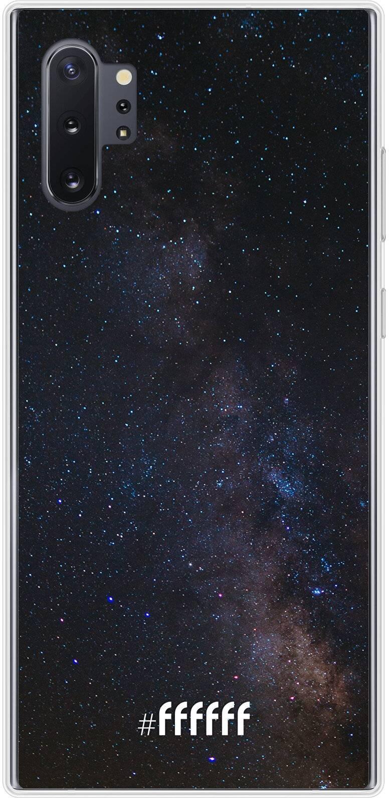 Dark Space Galaxy Note 10 Plus