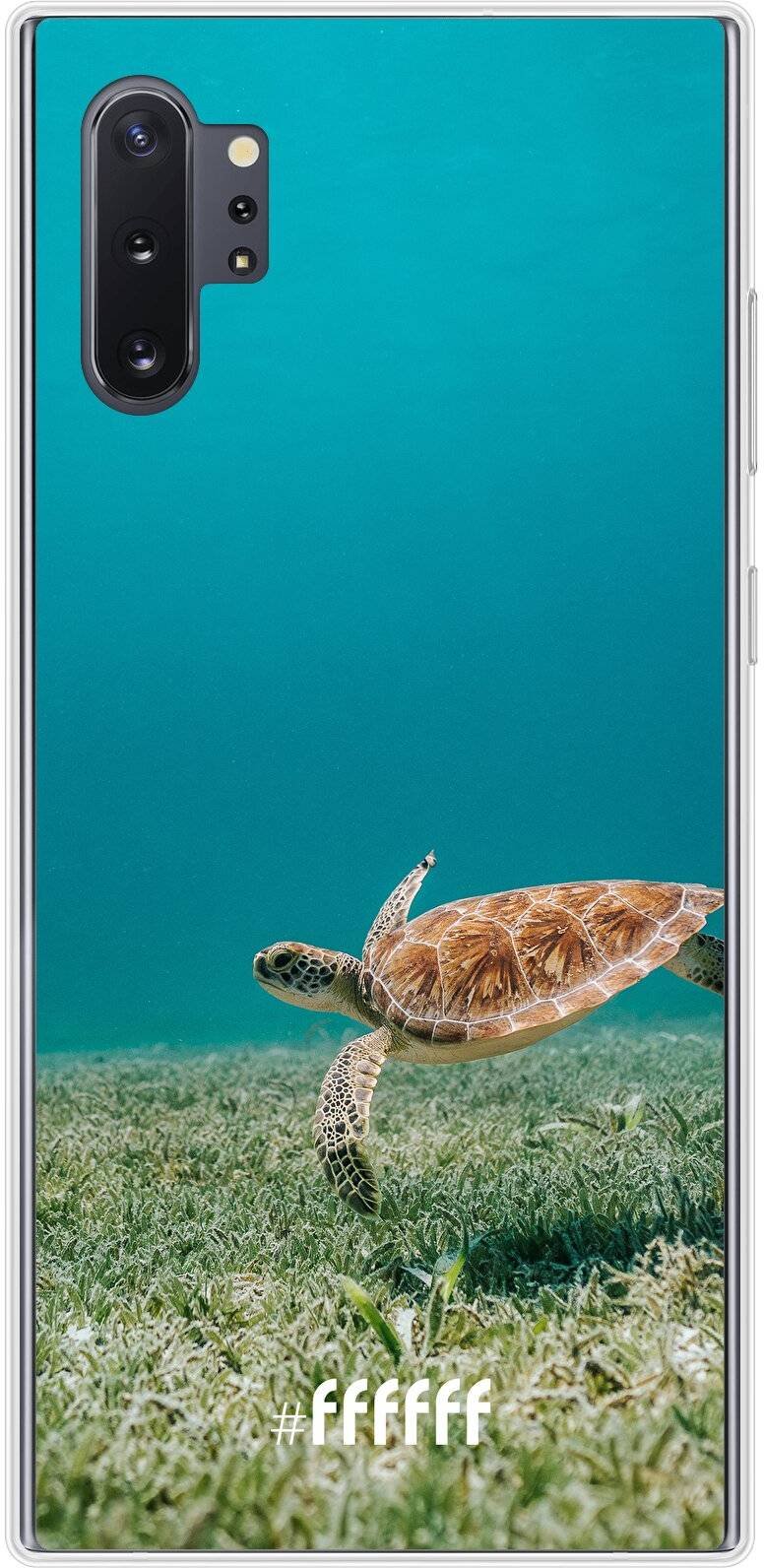 Turtle Galaxy Note 10 Plus