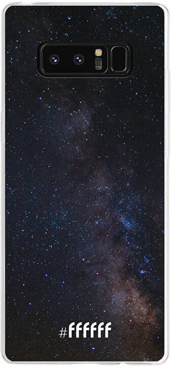Dark Space Galaxy Note 8