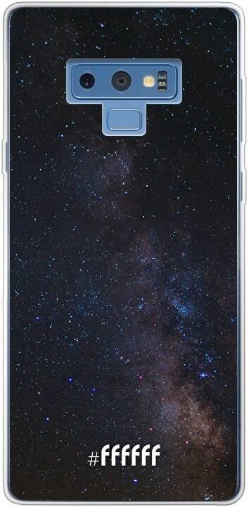 Dark Space Galaxy Note 9