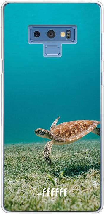 Turtle Galaxy Note 9