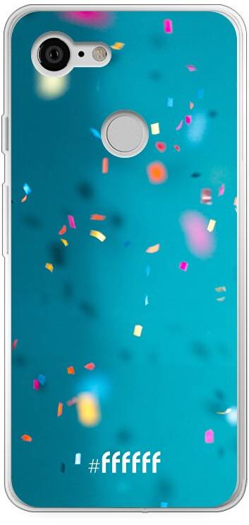 Confetti Pixel 3