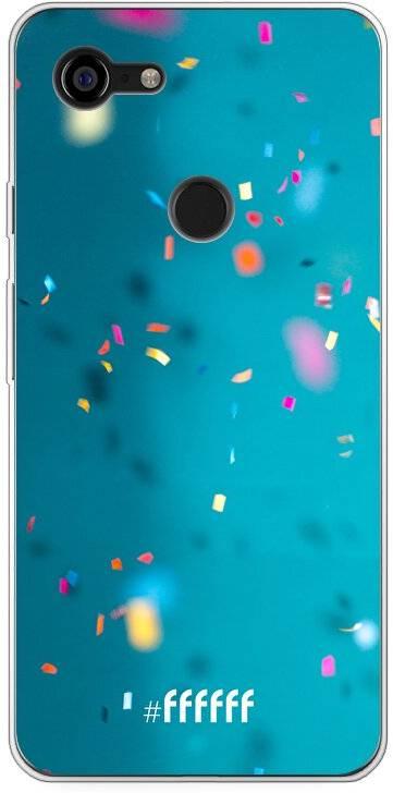 Confetti Pixel 3 XL