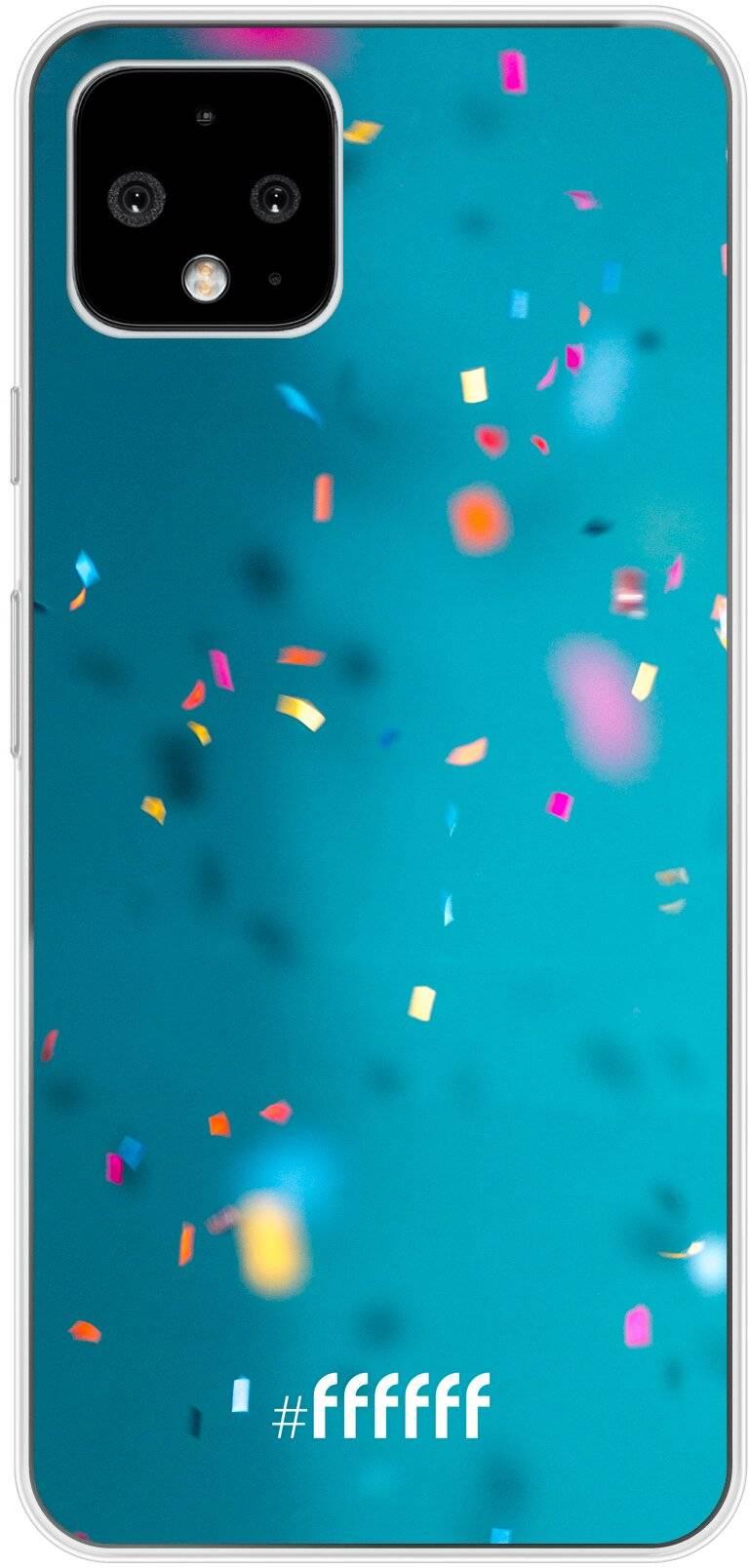 Confetti Pixel 4