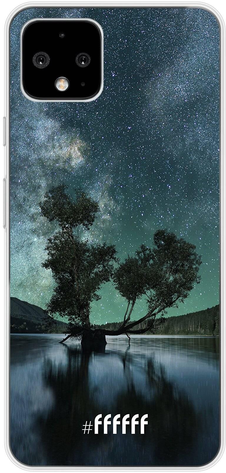Space Tree Pixel 4