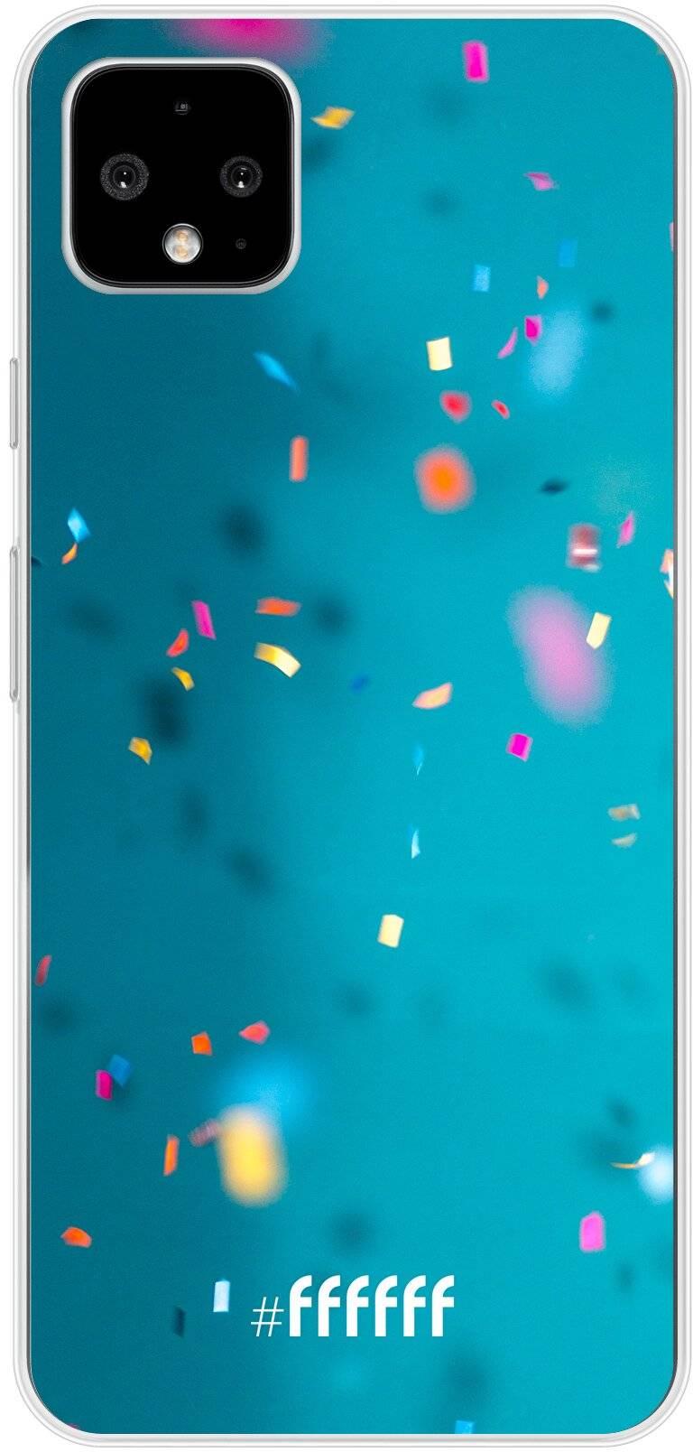 Confetti Pixel 4 XL