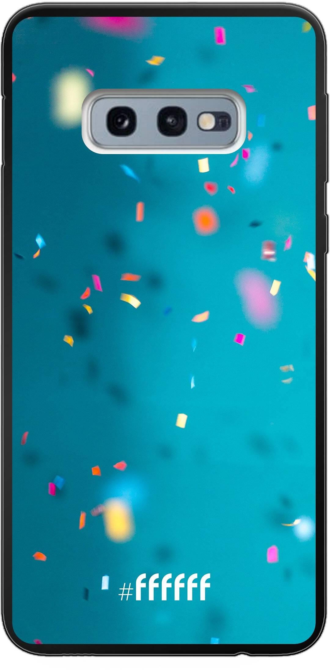 Confetti Galaxy S10e
