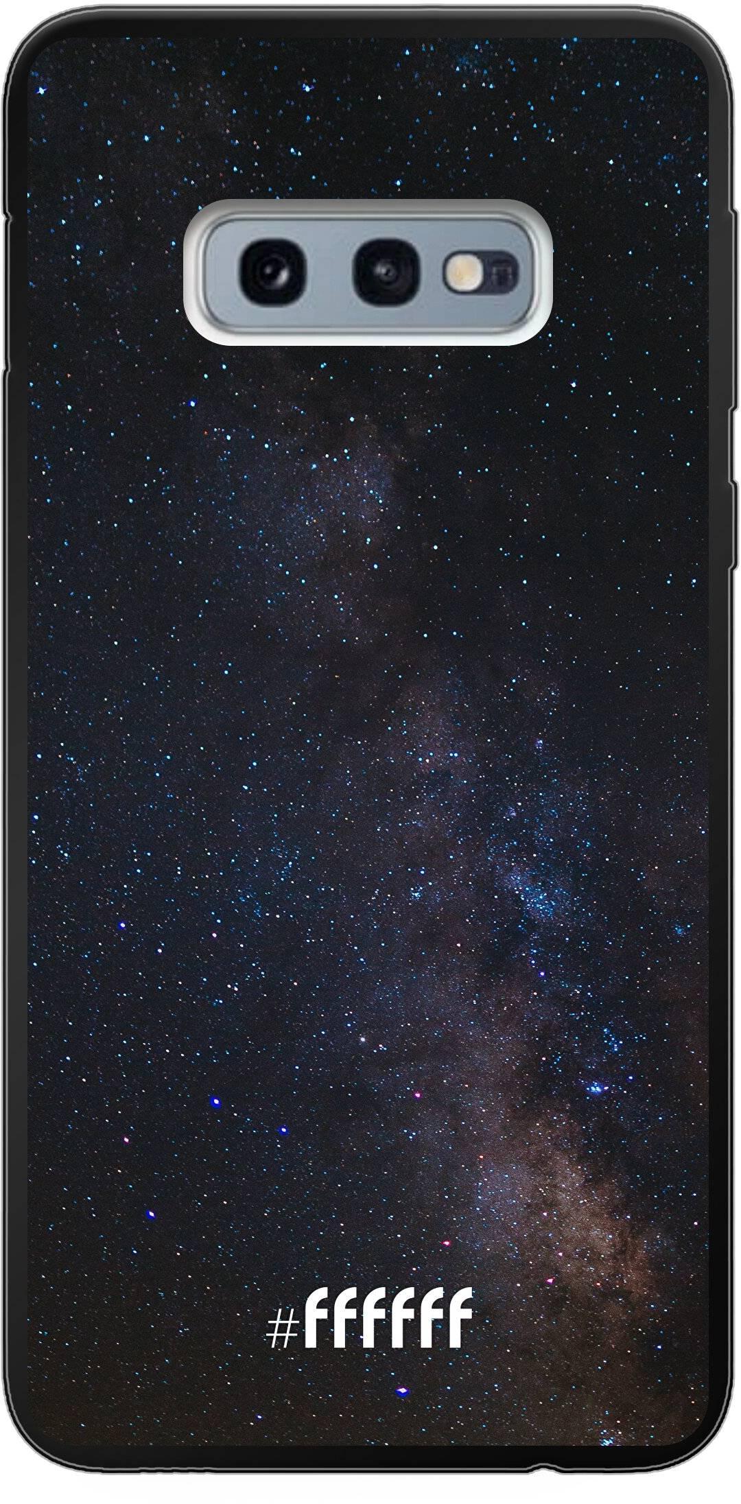Dark Space Galaxy S10e