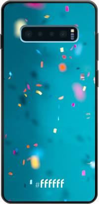 Confetti Galaxy S10 Plus