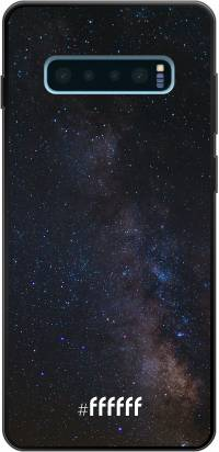 Dark Space Galaxy S10 Plus