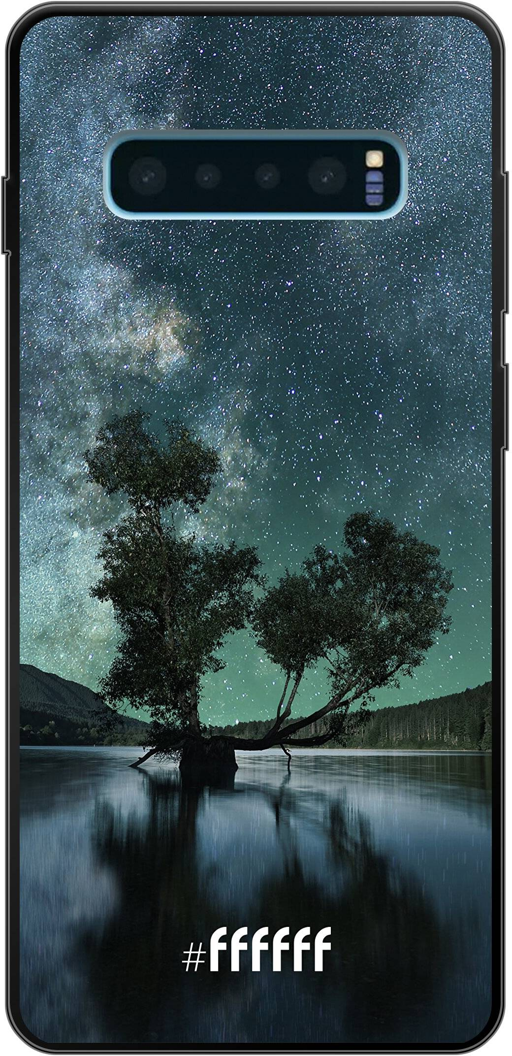 Space Tree Galaxy S10 Plus