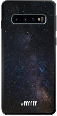 Dark Space Galaxy S10
