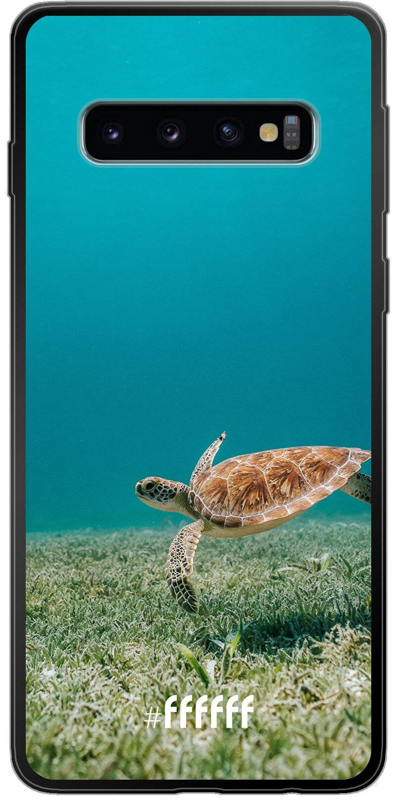 Turtle Galaxy S10